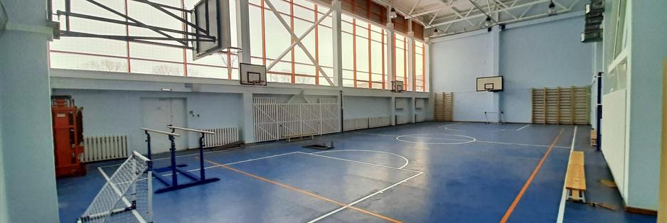 Волейбольный спортивный зал