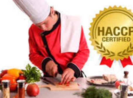 HACCP 15 y 16 Junio