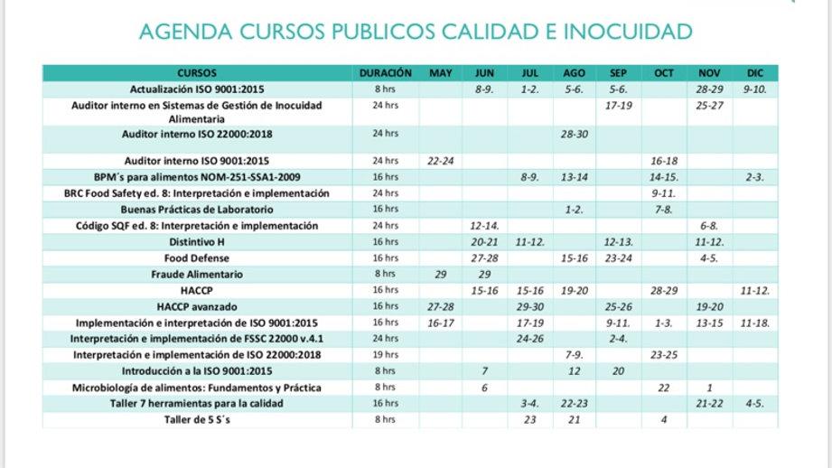Agenda Calidad e Inocuidad Alimentaria.j
