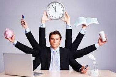 Administración y Organización del Tiempo