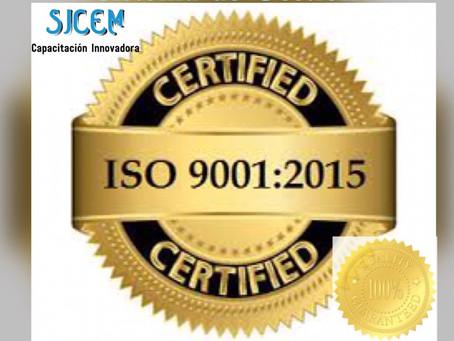 ISO 9001:2015 29 y 30 Julio