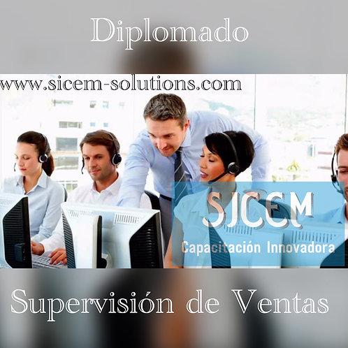 Diplomado: Supervisión de Vendedores