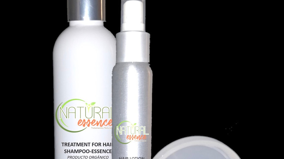 3 pz Kit Hair Treatment