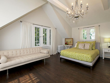 Maplewood Rooms, Part 2: Second Floors