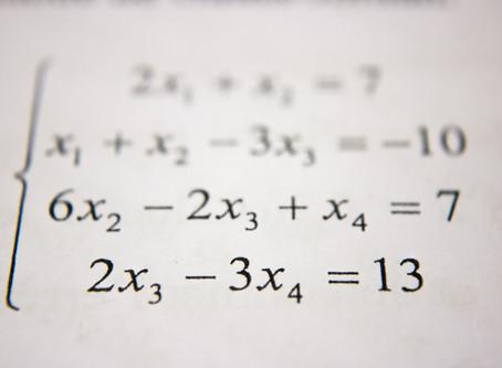 Design Decisions as Algebra