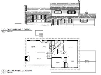 Cbh Architects Drawings House Plans Building Permits