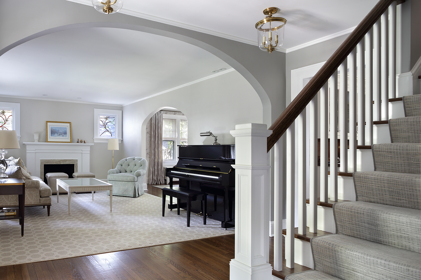 First Floor Addition/Remodel, Summit