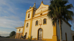Santuário N Sra do Pilar