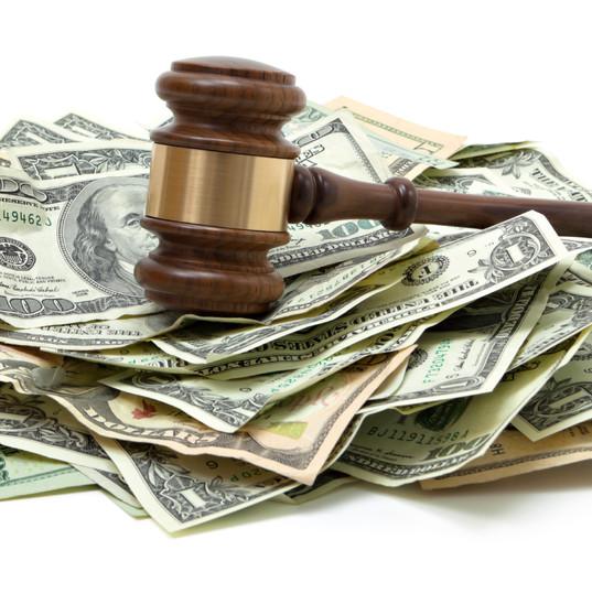 Judicial Payoff's...