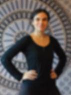 Katrien Berckmoes geeft workshops Lu Jong, tibetaanse healing yoga, dynamische bewegingsoefeningen