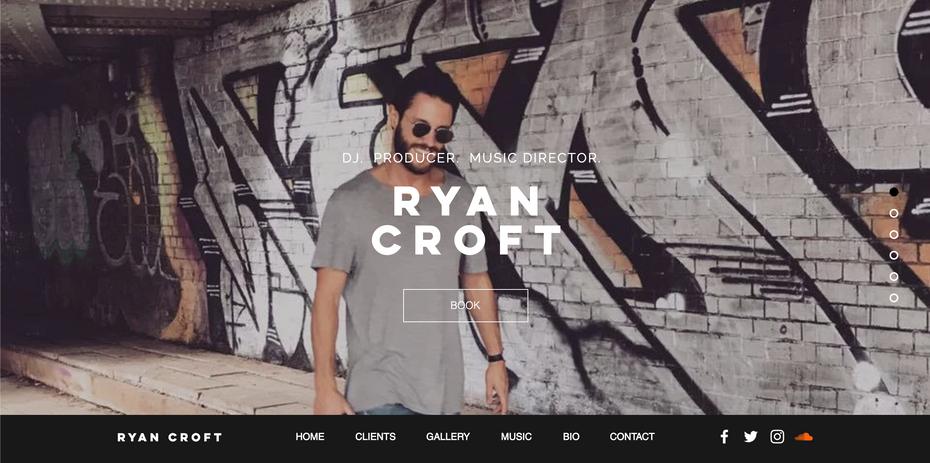 Ryan Croft - DJ