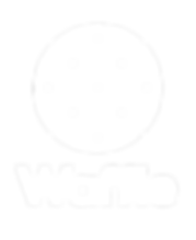 Waffle Logo White