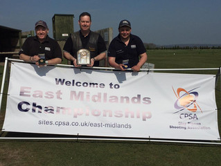 EAST MIDLANDS DOUBLE RISE CHAMPIONSHIPS