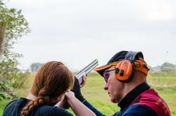 Girls Shooting in Nottingham