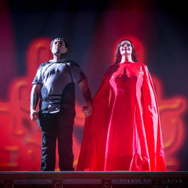 Calaf ja Turandot