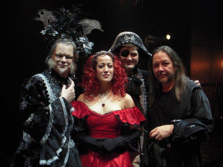 Tanz der Vampire cast