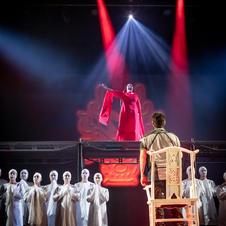 Turandot ja Calaf