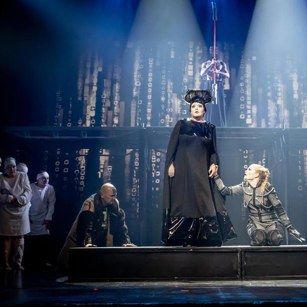 Turandot ja Liu
