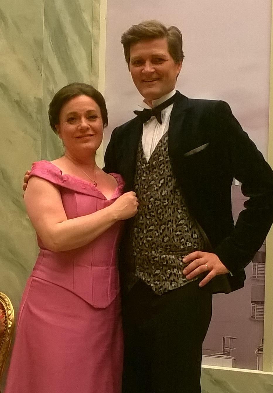 Armand & Juliette Brissard
