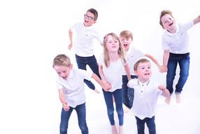 Glasgow based fun family photographer.