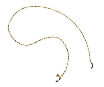 Sunnycords Beverly Gold Maskenkette