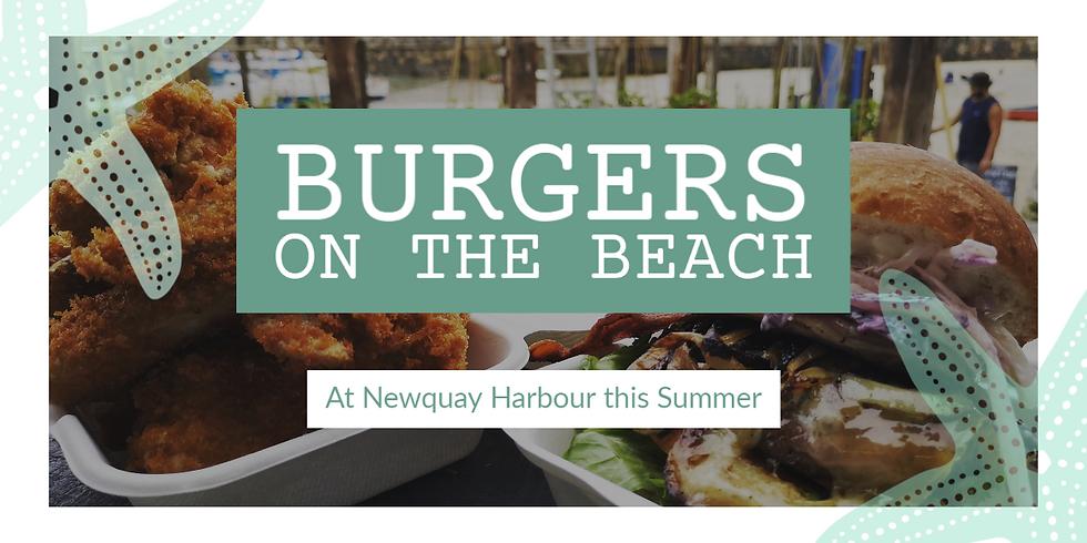 Burgers on the Beach