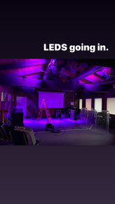 STAGE BUILD OUT