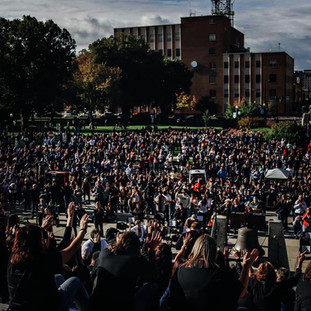 LARGE EVENT CROWD COVERAGE