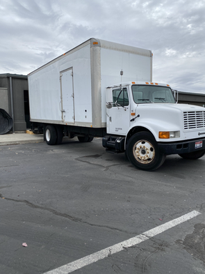 OUR COMPANY TRUCK