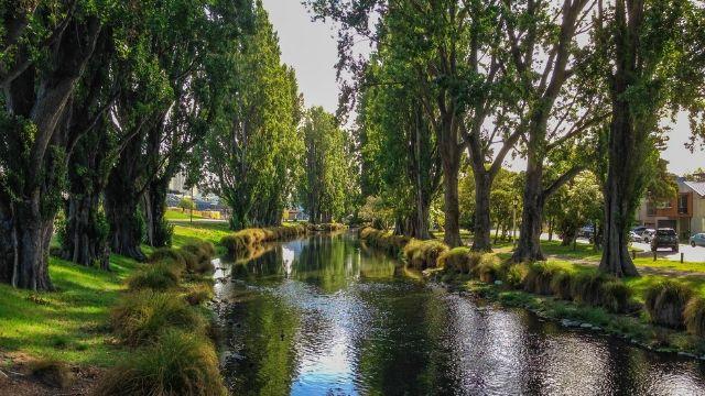 Foto Avor River Christchurch