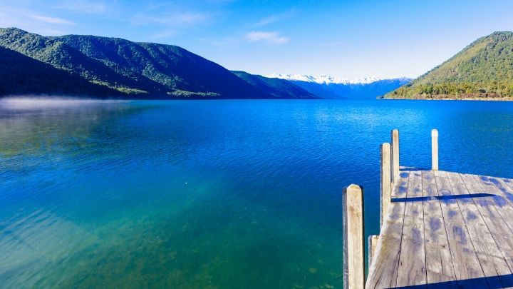 Nelson Lakes National Park-Nova Zelandia