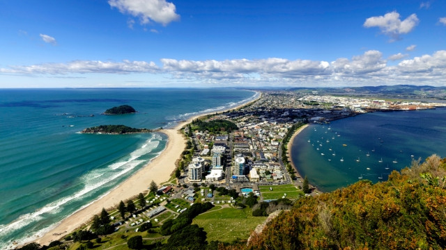 Mount Maunganui-Bay of Plenty