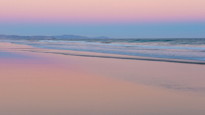 Brighton Beach Dunedin