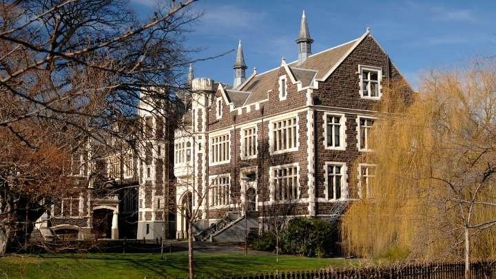 Universidade de Otago-Nova Zelândia