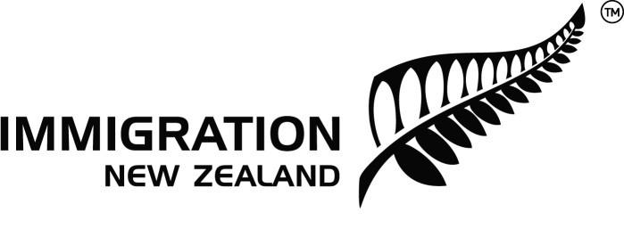 Logo Imigração da Nova Zelândia