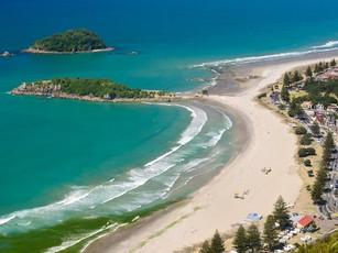 Conheça Tauranga e Mount Maunganui - Nova Zelândia