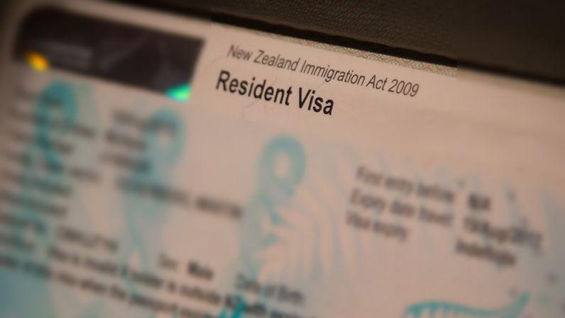 Residence Visa - Visto de Residencia