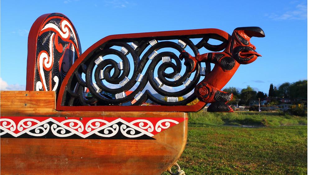 Canoa Maori