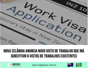 Novo Visto de Trabalho: Accredited Employer Work Visa (AEWV)