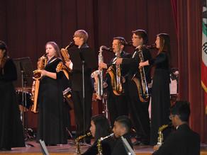 Concert Ensembles update