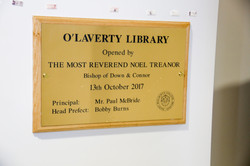 O'Laverty Library, Belfast