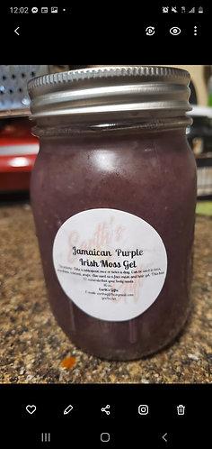 Purple seamoss