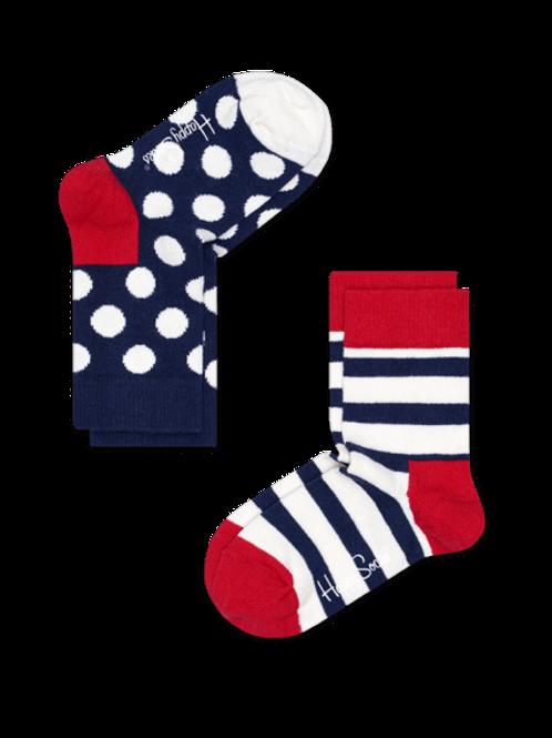 Double Dots & Stripes