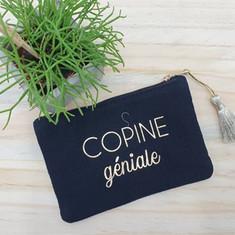 """Pochette """" COPINE géniale"""""""