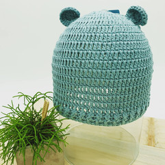 Tricot ours jade