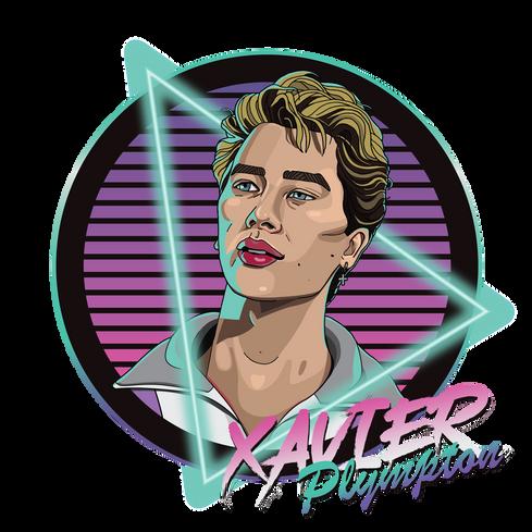 Xavier Plympton Graphic Debbie Vasquez