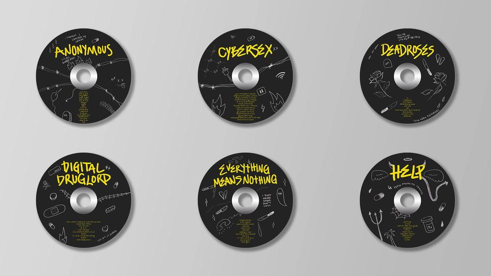 CD Mockups