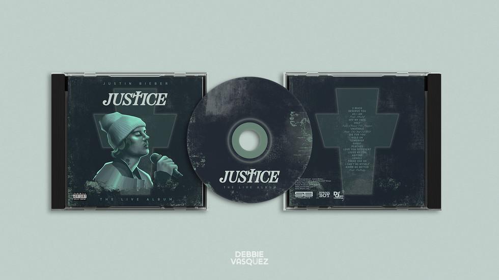 Justice: The Live Album