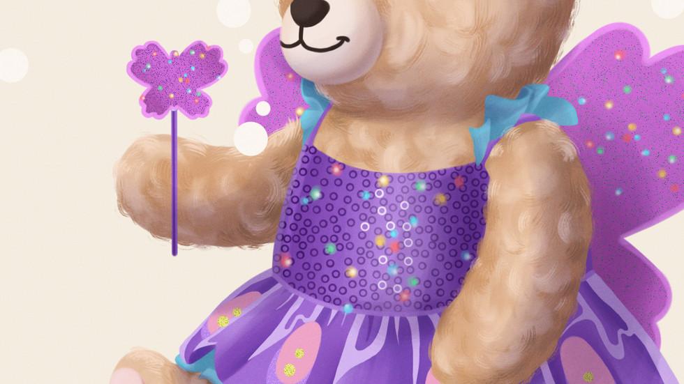 Pixie Illustration Details