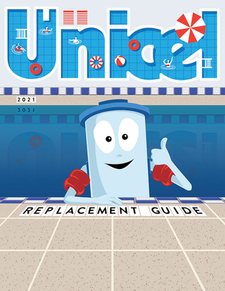 Unicel Replacement Guide Cover 2021